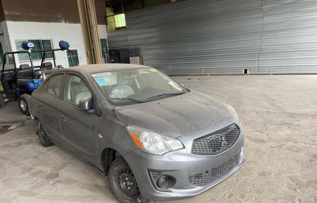 Salvage cars for sale from Copart Phoenix, AZ: 2020 Mitsubishi Mirage G4