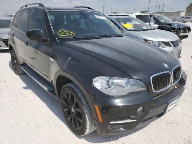 Salvage cars for sale from Copart Haslet, TX: 2013 BMW X5 XDRIVE3