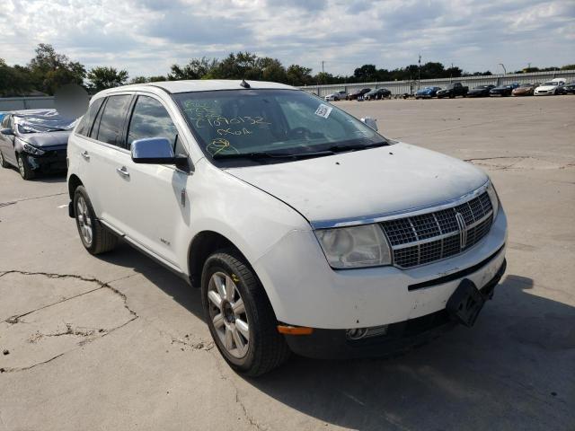 Vehiculos salvage en venta de Copart Wilmer, TX: 2009 Lincoln MKX