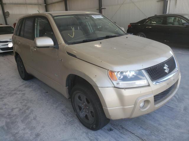 Suzuki Grand Vitara salvage cars for sale: 2006 Suzuki Grand Vitara