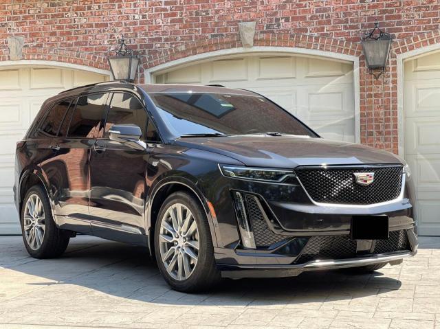 Cadillac Vehiculos salvage en venta: 2020 Cadillac XT6 Sport
