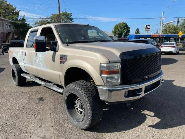 Salvage cars for sale from Copart Portland, OR: 2010 Ford F250 Super