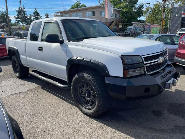 Salvage cars for sale from Copart Portland, OR: 2006 Chevrolet Silverado