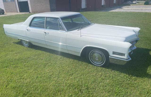 Cadillac Deville salvage cars for sale: 1966 Cadillac Deville