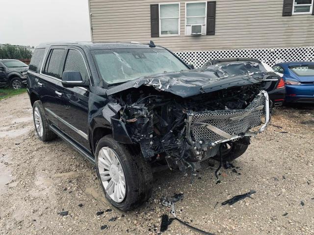 Cadillac Vehiculos salvage en venta: 2018 Cadillac Escalade P