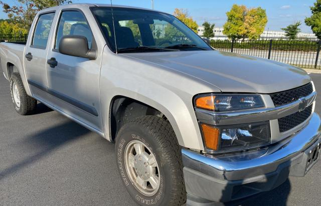 Chevrolet Colorado salvage cars for sale: 2006 Chevrolet Colorado