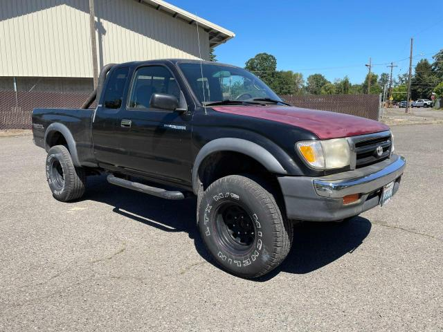 Salvage cars for sale from Copart Portland, OR: 1999 Toyota Tacoma XTR