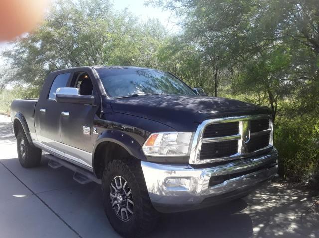 Salvage trucks for sale at Tucson, AZ auction: 2012 Dodge RAM 3500 L