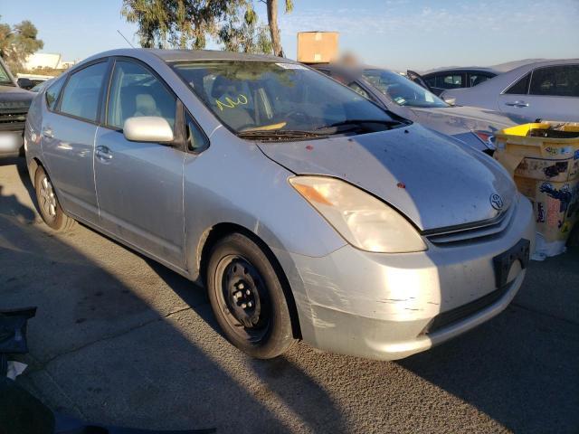 Vehiculos salvage en venta de Copart Martinez, CA: 2004 Toyota Prius