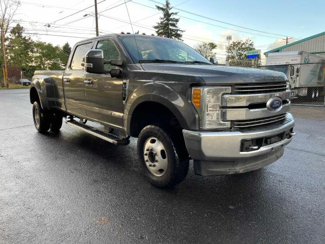 Salvage cars for sale from Copart Portland, OR: 2017 Ford F350 Super