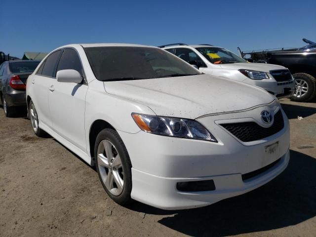 Salvage cars for sale from Copart San Martin, CA: 2007 Toyota Camry CE