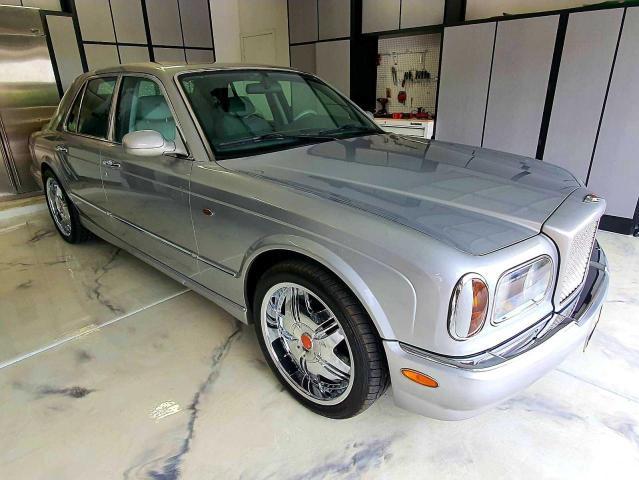Bentley salvage cars for sale: 1999 Bentley Arnage