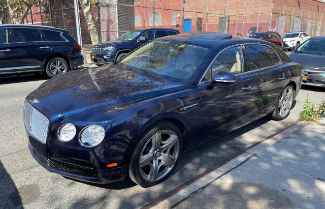 Bentley salvage cars for sale: 2014 Bentley Flying SPU