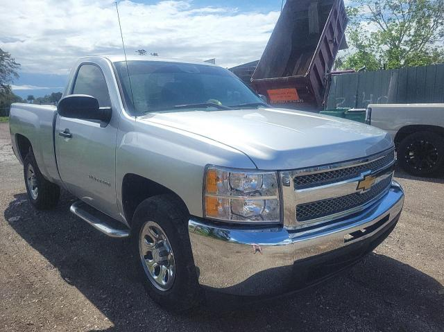 Salvage cars for sale from Copart New Orleans, LA: 2012 Chevrolet Silverado