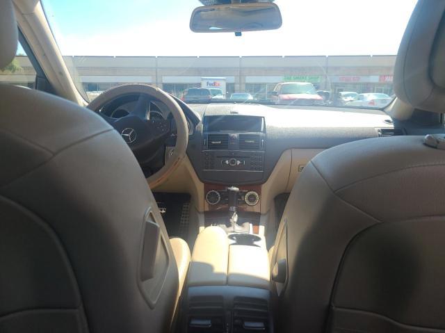 2011 MERCEDES-BENZ C 300 WDDGF5EB6BR172042