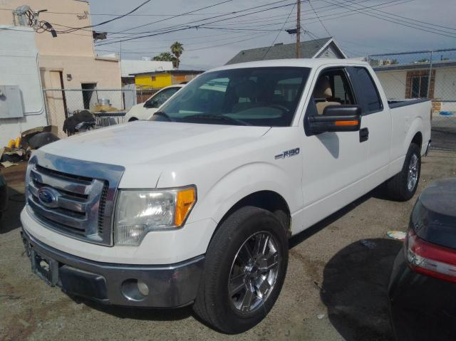 2011 FORD F150 SUPER 1FTFX1CF7BFB58007
