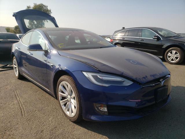 Vehiculos salvage en venta de Copart Martinez, CA: 2016 Tesla Model S