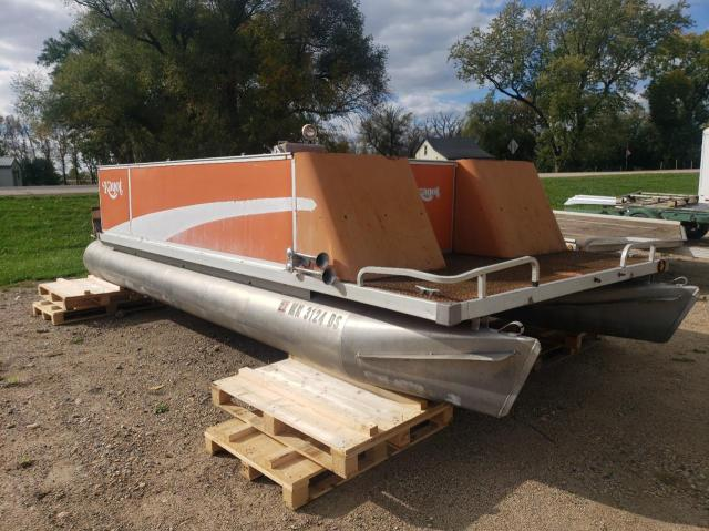 Salvage boats for sale at Avon, MN auction: 1977 Kayo Boat