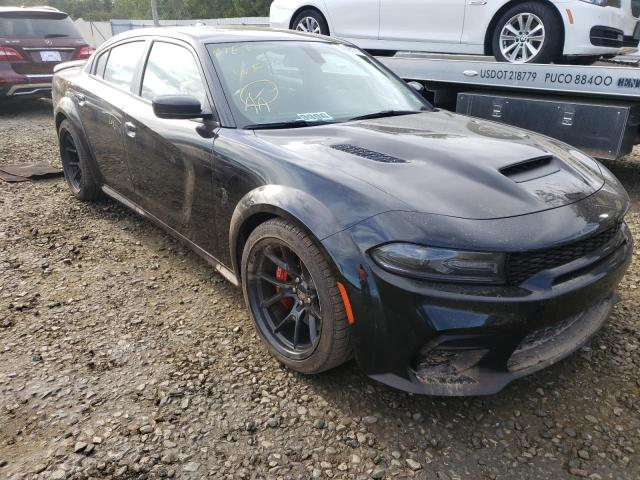 Dodge salvage cars for sale: 2021 Dodge Charger SR