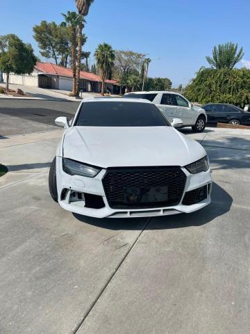 Audi salvage cars for sale: 2017 Audi A7 Premium