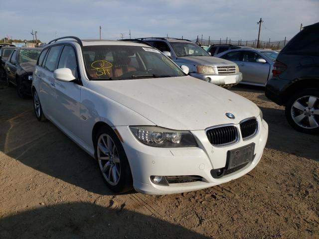 Salvage cars for sale from Copart San Martin, CA: 2009 BMW 328 IT