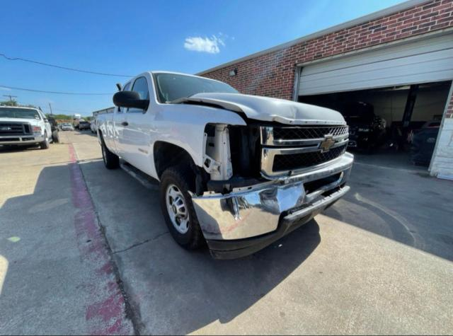 Salvage cars for sale from Copart Grand Prairie, TX: 2011 Chevrolet Silverado