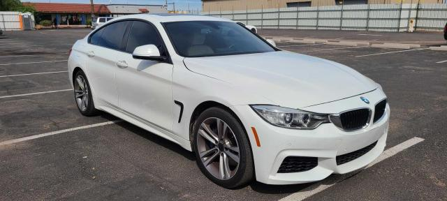Salvage cars for sale from Copart Phoenix, AZ: 2015 BMW 428 I Gran
