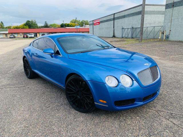 Bentley salvage cars for sale: 2005 Bentley Continental
