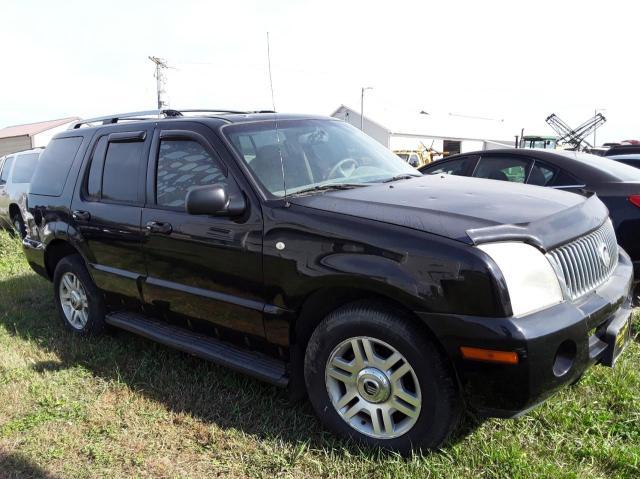 Mercury salvage cars for sale: 2003 Mercury Mountainee