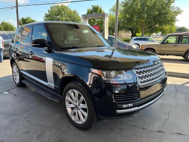 2013 Land Rover Range Rover en venta en Houston, TX