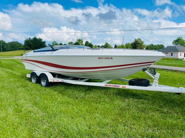 Upcoming salvage boats for sale at auction: 1992 Baja Boatw TRL