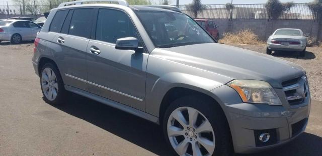 Salvage cars for sale from Copart Phoenix, AZ: 2011 Mercedes-Benz GLK 350