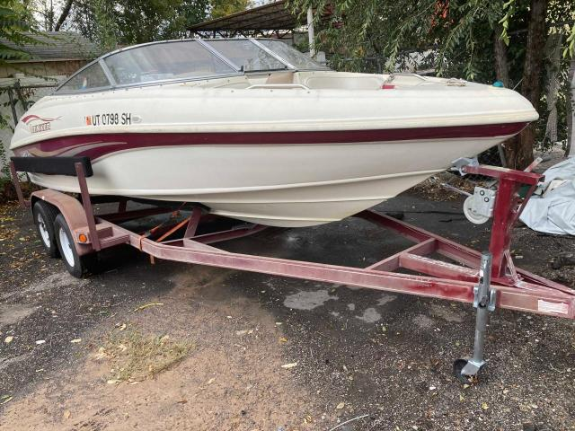 Salvage boats for sale at Magna, UT auction: 1997 Other Custom