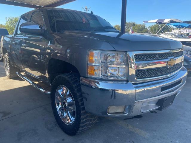 Salvage cars for sale from Copart Grand Prairie, TX: 2013 Chevrolet Silverado