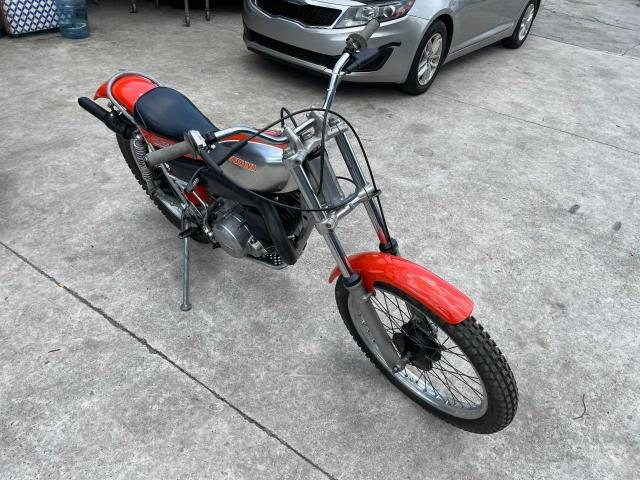 Suzuki salvage cars for sale: 1975 Suzuki Othr Cycle