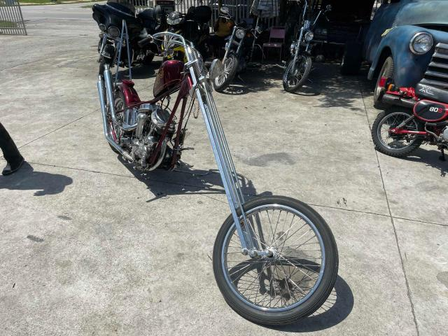 Salvage motorcycles for sale at Opa Locka, FL auction: 1957 Harley-Davidson Other