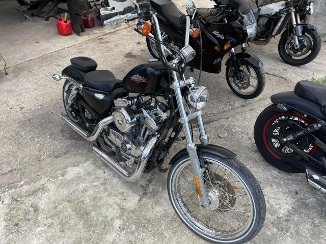 Salvage motorcycles for sale at Opa Locka, FL auction: 2012 Harley-Davidson XL1200 V