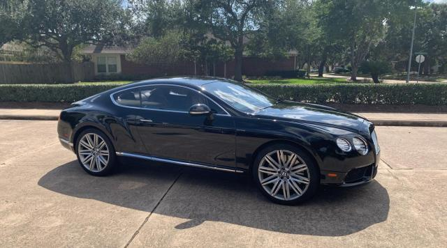 Bentley salvage cars for sale: 2014 Bentley Continental