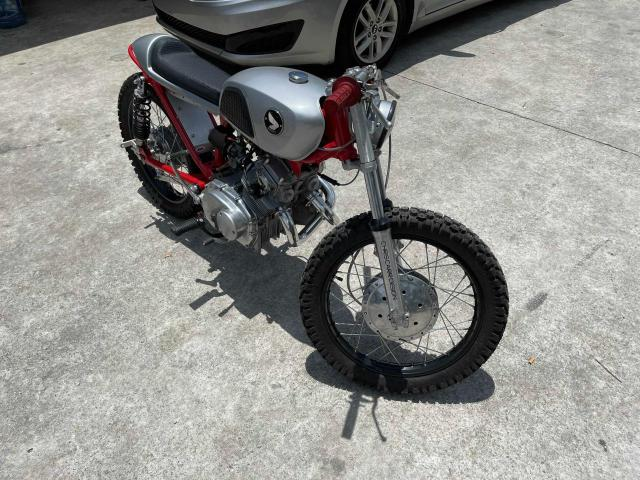 Salvage motorcycles for sale at Opa Locka, FL auction: 1968 Honda Othr Cycle