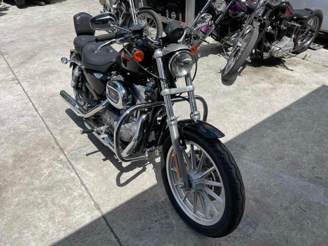 Harley-Davidson salvage cars for sale: 2004 Harley-Davidson XL883