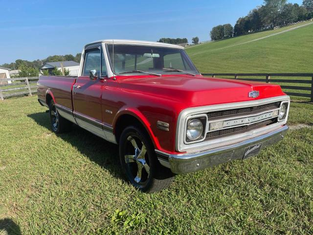 Chevrolet Pickup salvage cars for sale: 1970 Chevrolet Pickup