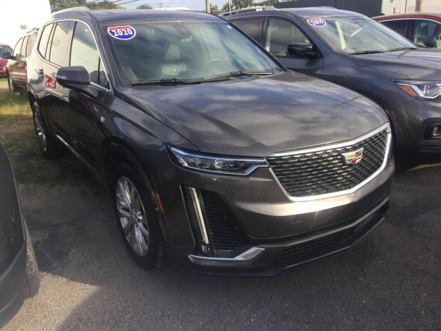 Cadillac Vehiculos salvage en venta: 2020 Cadillac XT6 Premium
