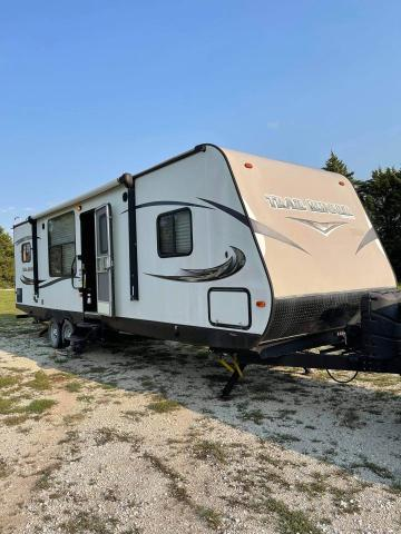 Heartland Trailrunne salvage cars for sale: 2017 Heartland Trailrunne