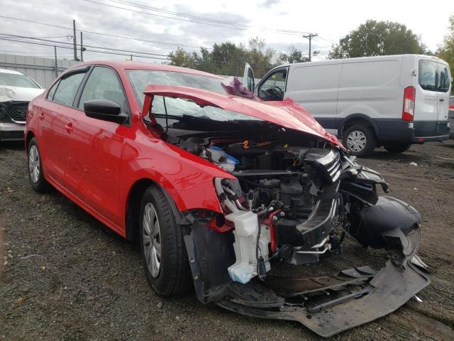 Volkswagen salvage cars for sale: 2014 Volkswagen Jetta Base