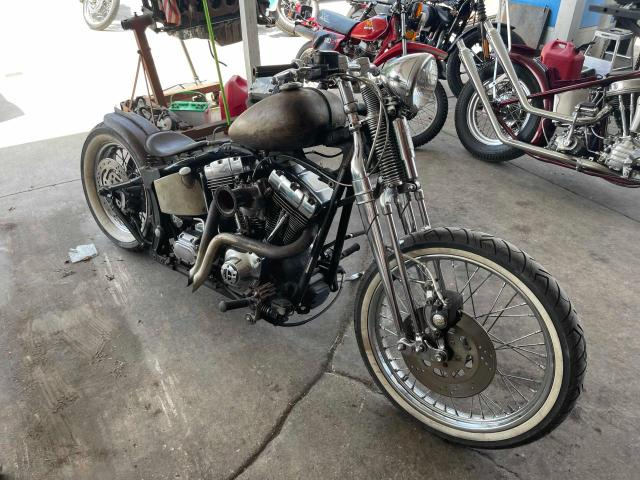 Salvage motorcycles for sale at Opa Locka, FL auction: 2004 Harley-Davidson Fxsts