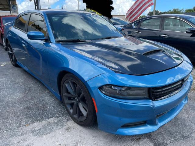 Dodge salvage cars for sale: 2019 Dodge Charger R
