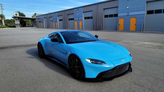 Aston Martin salvage cars for sale: 2020 Aston Martin Vantage