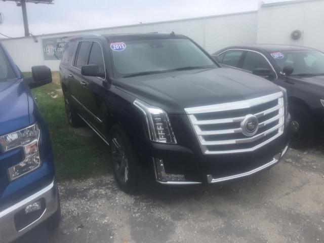 Cadillac Vehiculos salvage en venta: 2015 Cadillac Escalade E
