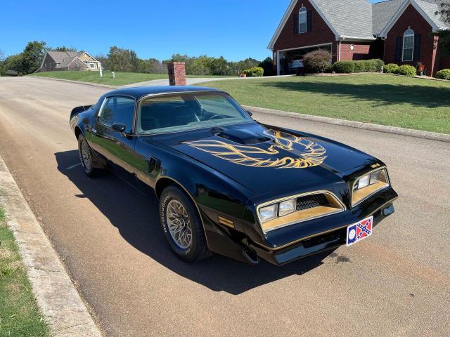 Pontiac Trans AM salvage cars for sale: 1978 Pontiac Trans AM