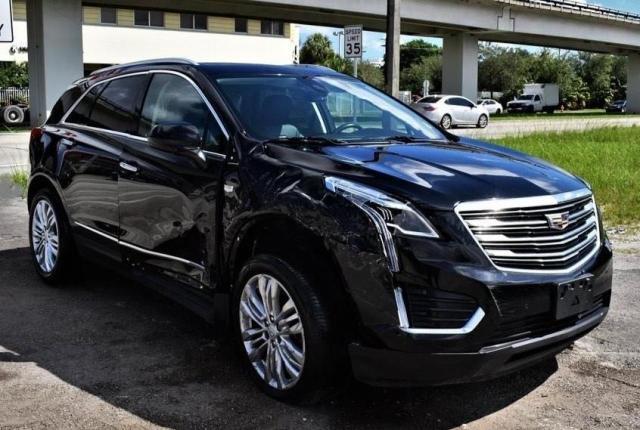 Cadillac Vehiculos salvage en venta: 2019 Cadillac XT5 Premium